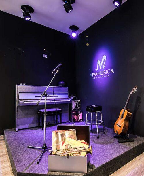 Viva Musica, la tua scuola di musica a Roma.