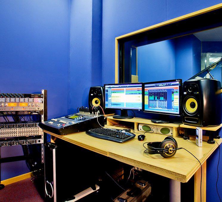 Studio di registrazione a Roma: la tua musica, ovunque.